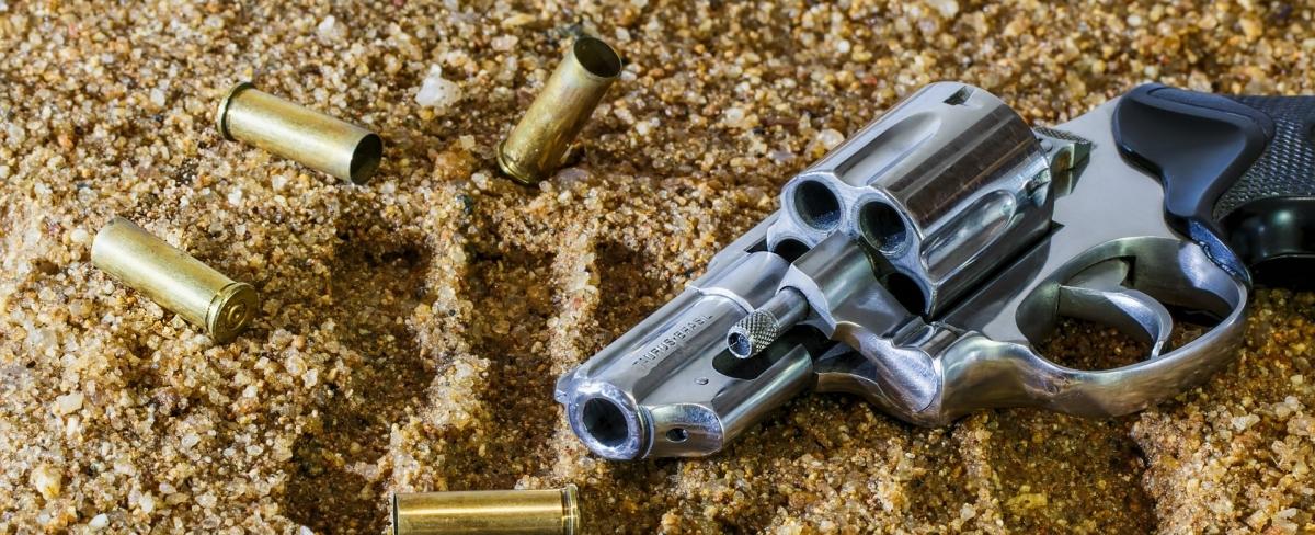 Waffen z.B. Revolver