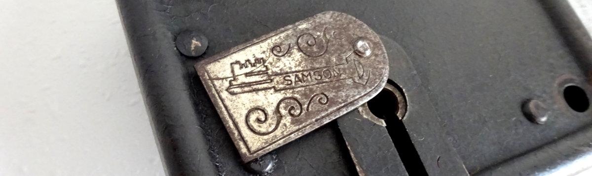 Samson Türschloss DRP