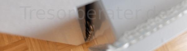 Tresortür für Tresor Wohnung zuhause