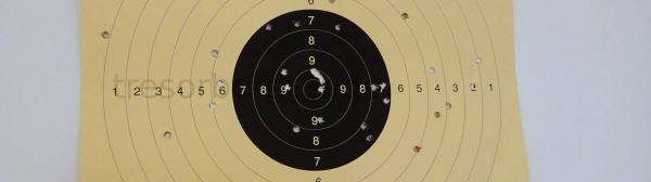 Sportschützen Scheibe Waffen Aufbewahrung