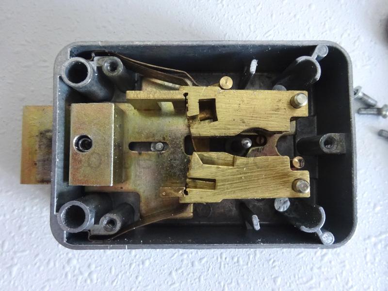 Zuhaltungspakete Chubb LIPS 6k207 Safelock Tresorschloss